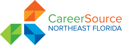 Career Source NE FL logo